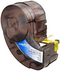 Brady IDXPERT & LABXPERT B-499 Nylon Cloth Label - 300 Lable/Cartridge