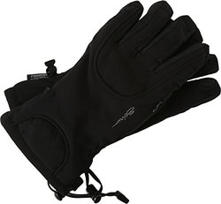 Seirus Innovation Women's Soft Shell Mstique Gloves - Black - Size: Medium