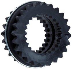 "Martin 9EM Thermoplastic Rubber 6"" OD 3"" Length Quadraflex Sleeve"