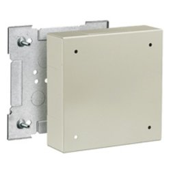 Hubbell Wiring Systems Steel Metal Raceway Utility Box - Gray