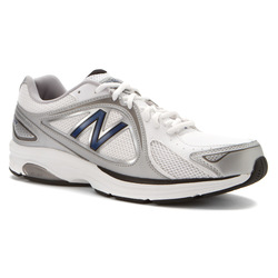 New Balance Men's Health Walking Shoes - White - Size: 7 US
