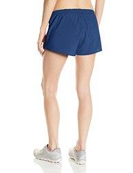 Reebok Women's One Series Running Woven Shorts - Batik Blue - Size: Large