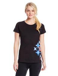 Pearl Izumi Women's Triangle Dazzling W T-Shirt - Blue - Size: X-Large