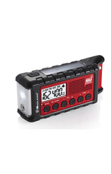 Midland Emergency Solar Hand Crank AM/FM Digital Weather Radio (ER310)