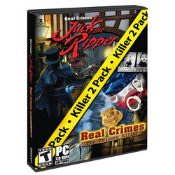 Cosmi Real Crimes PC CD-ROM Software 2Pack