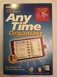 Individual Software AnyTime Organizer Deluxe 2014