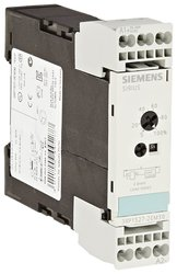 Solid State Time Relay Industrial Housing Cage Clamp Terminal 240 Volts