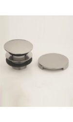 "Jaclo Toe Control Drain Strainer - Satin Chrome - Size: 2"""