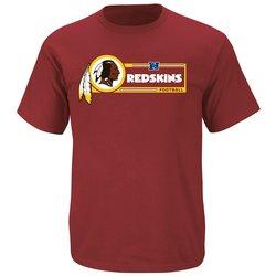 VF LSG NFL Men's Victory Gear VII T-Shirt - D Garnet/Y Gold - Size: L