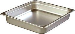 Carlisle Stainless Steel 18-8 DuraPan Light Gauge Food Pan - Case of 6