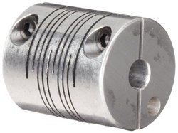 Ruland Clamping Beam Coupling - 44.45mm Length (FCMR32-14-14-A)