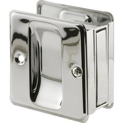 Prime-Line Chrome Plated Pocket Door Passage Pull (N-7085)