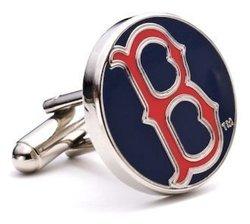 Boston Red Sox Cuff Links Multi/None