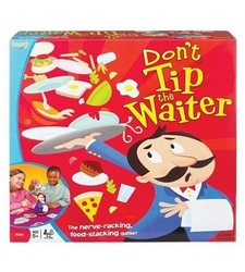 Ideal Don't Tip The Waiter Game for 6 - 15 years