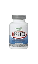 Herbal Clean Qpretox Master Concentrated 100 Capsules