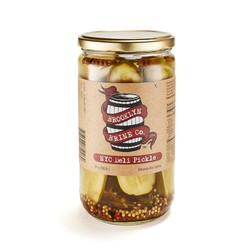 Brooklyn Brine NYC Deli Pickles - 24 ounce