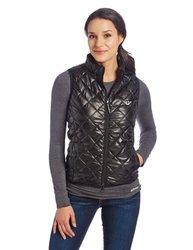 TuffRider Women's Alpine Quilted Vest, Black, 3X