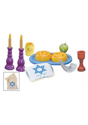 Kidkraft Wooden Toy Rosh Hashanah Set for 36 months - 8 years