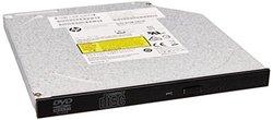 HP 9.5 mm SATA DVD-ROM JackBlack Optical Drive (652238-B21)