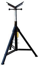 Sumner 785200 Fat Jack with Vee Head and Double Pin, 5000 lb. Capacity