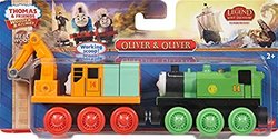 Fisher-Price Thomas & Friends Wooden Railway Oliver & Oliver Train