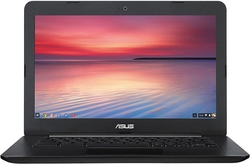"""ASUS 13.3"""" Chromebook 1.6GHz 4GB 16GB Chrome OS (C300SA-DS02)"""