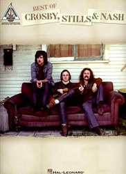 Hal Leonard Best of Crosby Stills & Nash Guitar Tab Songbook