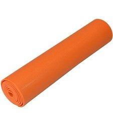 "Yoga Direct Deluxe 1/4"" Yoga Mat orange"