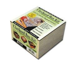 "Ampersand Claybord Box Kit 5X7"""