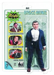 Batman Classic 1966 TV Series 2 Bruce Wayne 8-Inch Action Figure