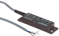Siemens 25 x 88mm 2 NC Magnetic Rectangular Sensor Unit (3SE6 604-2BA)