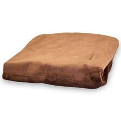 Rumble Tuff  Silky Minky Changing Pad Cover, Chocolate,Compact