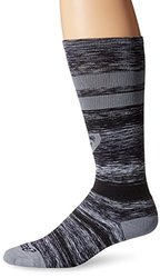 ASICS Men's Old School Blur Knee Socks - Black - Size: Medium