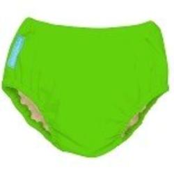 Charlie Banana Unisex Extraordinary Swim Diaper - Green - Size: Medium