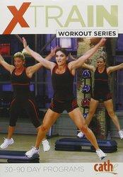 Cathe Friedrich's XTrain Series - 9 DVD Bundle set