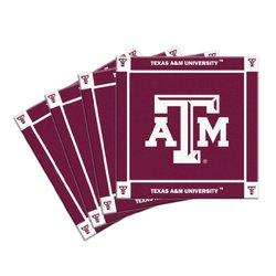 Boelter NCAA Texas A&M Aggies 4 Pack Ceramic Coasters
