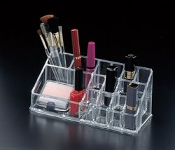 Lipstick Holder Orgnaizer (12) Lipstick Sections 8 x, 1.1 pounds