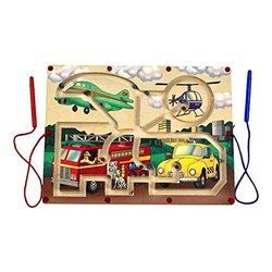 Anatex plywood Magnetic Transportation Maze