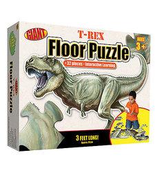 Carson-Dellosa Brighter Child Floor Puzzle, T-Rex