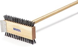 Carlisle Foodservice Products Carbon Steel Scrub Brush