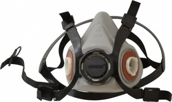 Grizzly H3631 Low Maintenance Respirator Facepiece - Medium