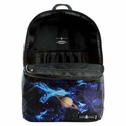 """Space Junk Astronaut Hands Backpack - Multi - Size: 18.5"""""""