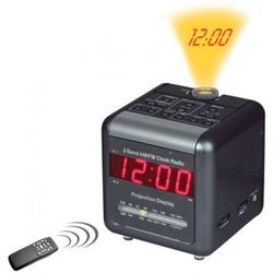 COP-USA Alarm Clock Radio with Built-In-DVR (ALC-DVR32SL)