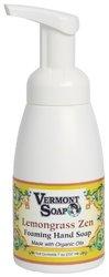 Vermont Soapworks - Foaming Hand Soap Lemongrass Zen 7 oz