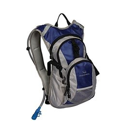 ROSWHEEL 4L Sport Hydration Backpack Blue