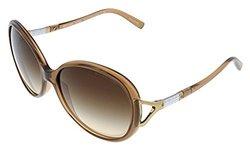 Michael Kors Women's Sunglasses: Mk2011b(39430)/brown Frame-brown Lens