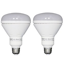 Illumin8 Br30 Dimmable 650 Lumen 8 Bulb Pack: Daylight Led Bulb
