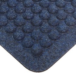 Andersen 5'x 3'405 Nitrile Rubber Airflex Anti Fatigue Mat - Cobalt Blue