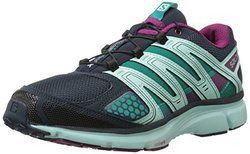 Salomon Women's X-Mission 2: Blue-Mystic Purple/5