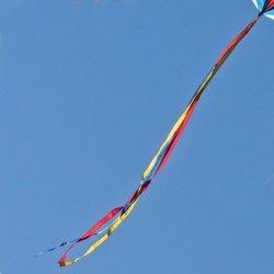 15-ft. Ribbon Kite Tail Red/Yellow/Blue